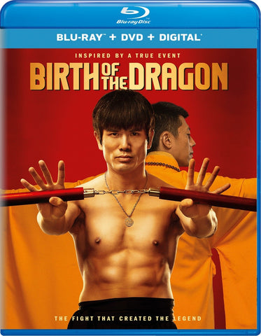 Birth of the Dragon (2017) (Blu Ray + DVD) (English Subtitled) (US Version) - Neo Film Shop