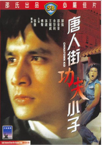 Chinatown Kid 唐人街功夫小子 (1977) (DVD) (English Subtitled) (Hong Kong Version)