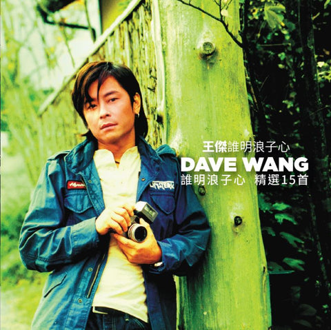 Dave Wang 王傑 - 誰明浪子心精選15首 (2 Discs) (VINYL LP) (Made in Japan)