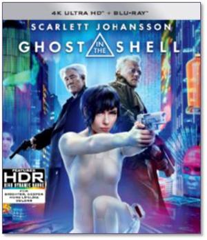 Ghost in the Shell (2017) (4K Ultra HD + Blu-ray) (English Subtitled) (Hong Kong Version) - Neo Film Shop