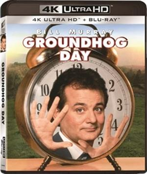Groundhog Day (1993) (4K Ultra HD + Blu Ray)  (English Subtitled) (Hong Kong Version)