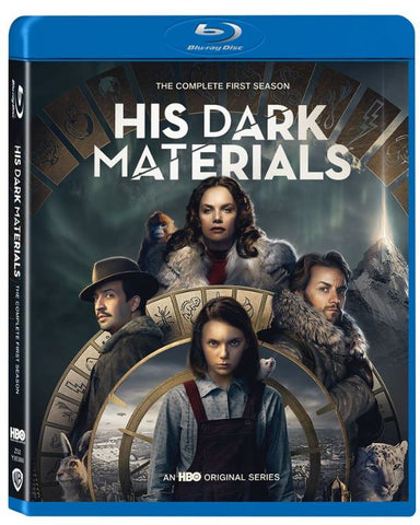 His Dark Materials 黑暗元素 (Ep. 1-8) (The Complete First Season) (Blu Ray) (English Subtitled) (Hong Kong Version)