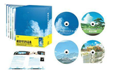 Hosoda Mamoru Movie Collection (Blu Ray) (4 Discs) (English Subtitled) (Hong Kong Version)