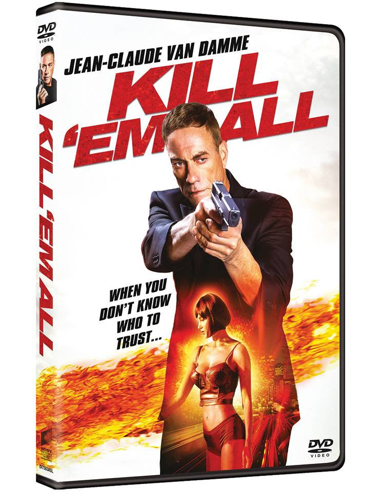Kill'em All 狂風廝殺 (2017) (DVD) (English Subtitled) (Hong Kong Version) - Neo Film Shop