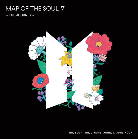 BTS - MAP OF THE SOUL : 7 - THE JOURNEY 初回普通版 - (First Press Normal Edition) (Japan Version)