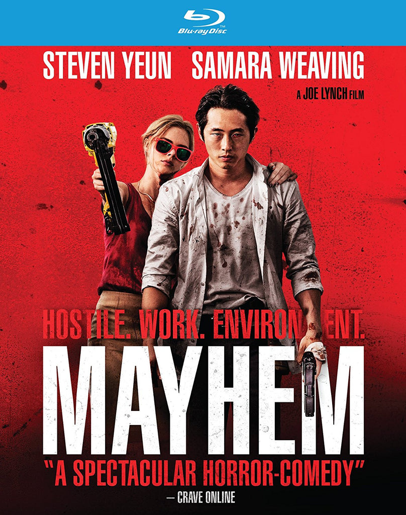 Mayhem (2017) (Blu Ray)  (English Subtitled) (US Version) - Neo Film Shop