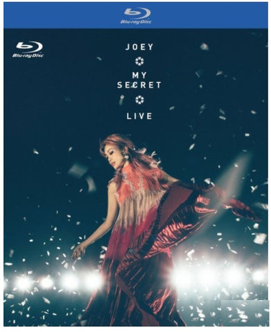 Joey Yung - My Secret Live 容祖兒 (2 Blu Ray) (2017) (Hong Kong Version)