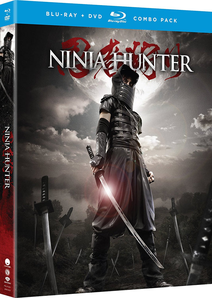Ninja Hunter (2017) (Blu Ray + DVD) (English Subtitled) (US Version)