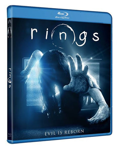 Rings 回魂凶鈴 (2017) (Blu Ray) (English Subtitled) (Hong Kong Version)