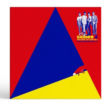 SHINee Vol. 6 - The Story of Light EP.1 (CD) (Korea Version)