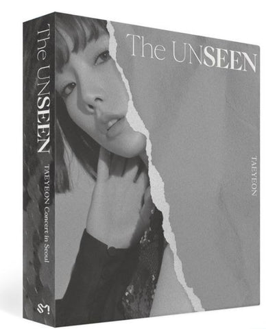 Tae Yeon Concert - The UNSEEN 태연 (Kihno KiT Video + Photobook) (Korea Version)