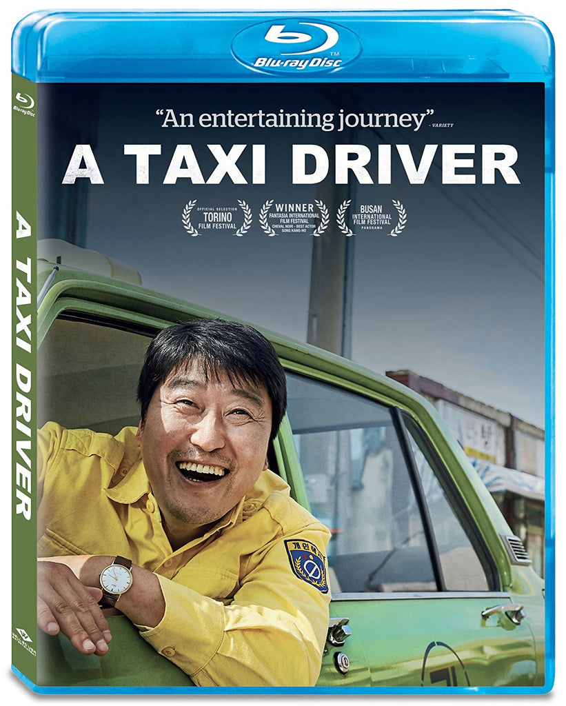 A Taxi Driver 逆權司機 (2017) (Blu Ray) (English Subtitled) (US Version)
