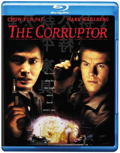The Corruptor (1999) (Blu Ray) (English Subtitled) (US Version)