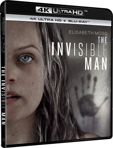 The Invisible Man 隱形客 (2020) (4K Ultra HD + Blu-ray) (English Subtitled) (Hong Kong Version)