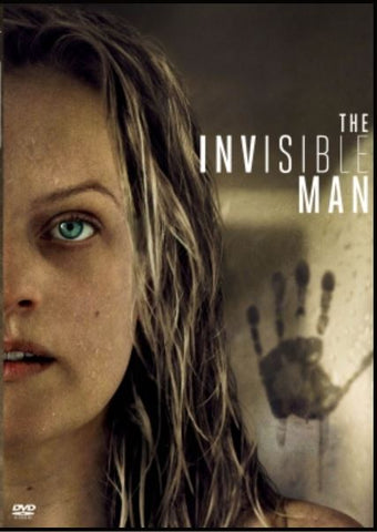 The Invisible Man 隱形客 (2020) (DVD) (English Subtitled) (Hong Kong Version)