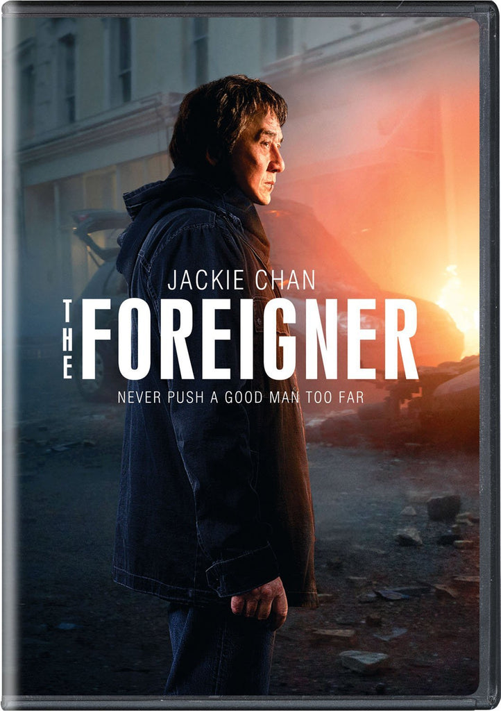 The Foreigner (2017) (DVD) (English Subtitled) (US Version) - Neo Film Shop