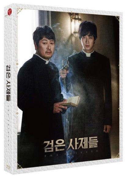 The Priests 黑祭司 (2015) (Blu Ray) (English Subtitled) (Scanavo Case Normal Edition) (Korea Version)
