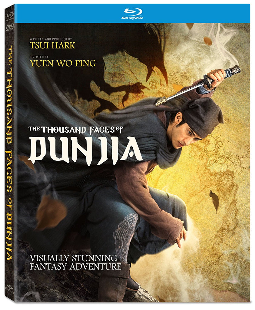 The Thousand Faces of Dunjia (2017) (Blu Ray) (English Subtitled) (US Version)
