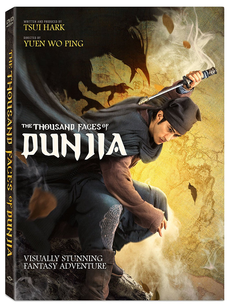 The Thousand Faces of Dunjia (2017) (DVD) (English Subtitled) (US Version) - Neo Film Shop