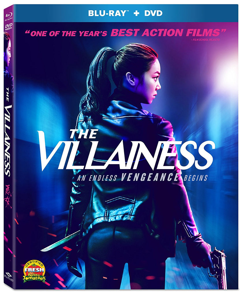 The Villainess 惡女 (2017) (Blu Ray + DVD) (English Subtitled) (US Version) - Neo Film Shop