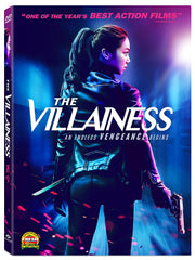 The Villainess 惡女 (2017) (DVD) (English Subtitled) (US Version)