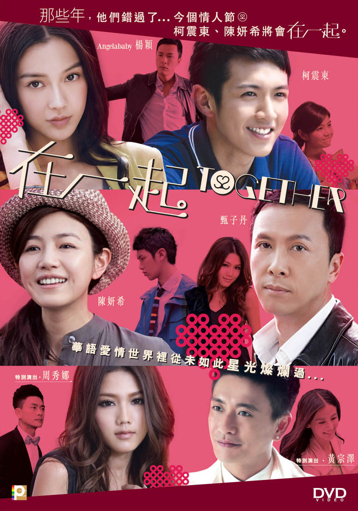 Together 在一起 (2013) (DVD) (English Subtitled) (Hong Kong Version)