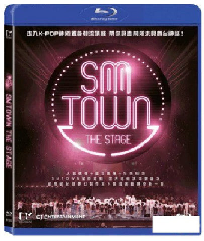 SMTown The Stage 에스엠타운 더 스테이지 (2015) (BLU RAY) (English Subtitled) (Hong Kong Version) - Neo Film Shop