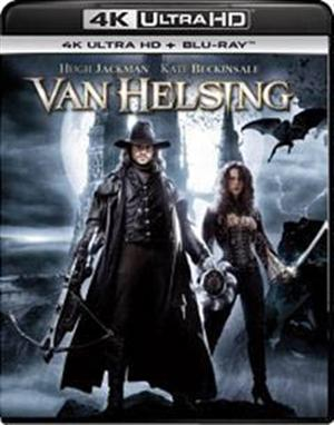 Van Helsing (2004) (4K Ultra HD + Blu Ray)  (English Subtitled) (Hong Kong Version) - Neo Film Shop
