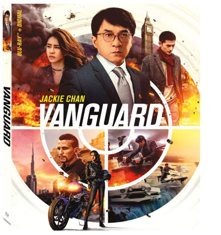 Vanguard 急先鋒 (2020) (Blu Ray) (English Subtitled) (US Version)