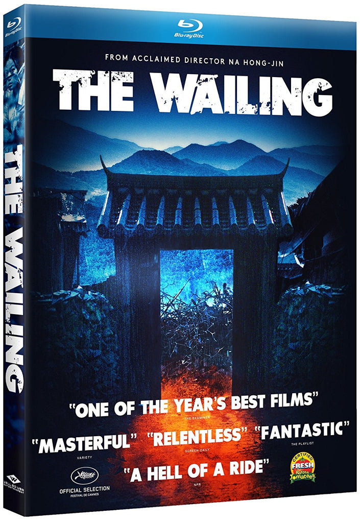 The Wailing 哭聲 (2016) (Blu Ray) (English Subtitled) (US Version) - Neo Film Shop