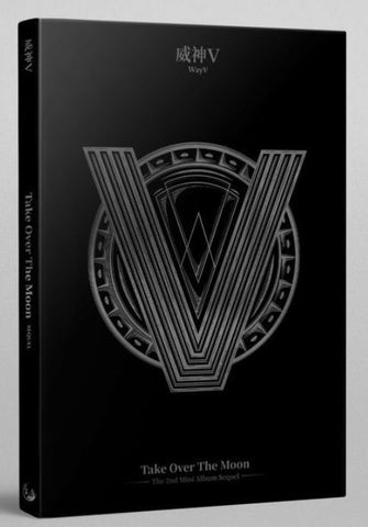 WayV Mini Album Vol. 2 - Take Over The Moon – Sequel (2020) (CD) (Korea Version) - Neo Film Shop