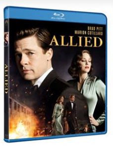 Allied 伴諜同盟 (2016) (Blu Ray) (English Subtitled) (Hong Kong Version)
