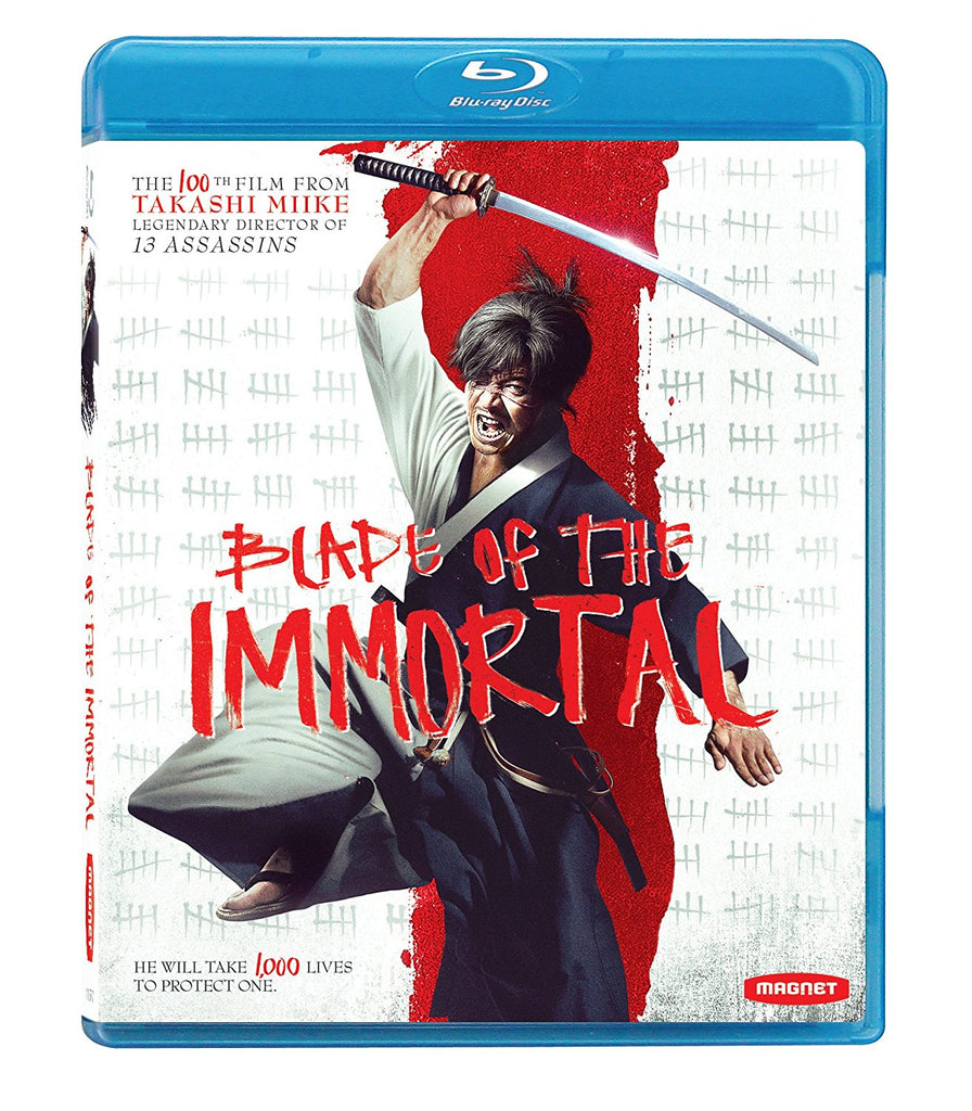 Blade of the Immortal (2017) (Blu Ray) (English Subtitled) (US Version) - Neo Film Shop