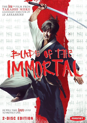 Blade of the Immortal (2017) (2 Disc) (DVD) (English Subtitled) (US Version) - Neo Film Shop