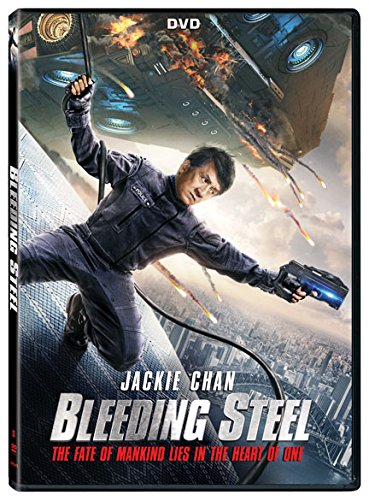 Bleeding Steel (2017) (DVD) (English Subtitled) (US Version) - Neo Film Shop