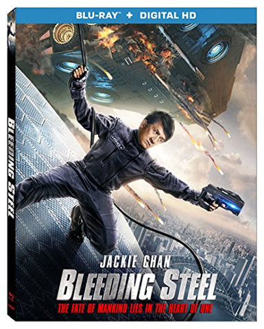 Bleeding Steel (2017) (Blu Ray) (English Subtitled) (US Version) - Neo Film Shop
