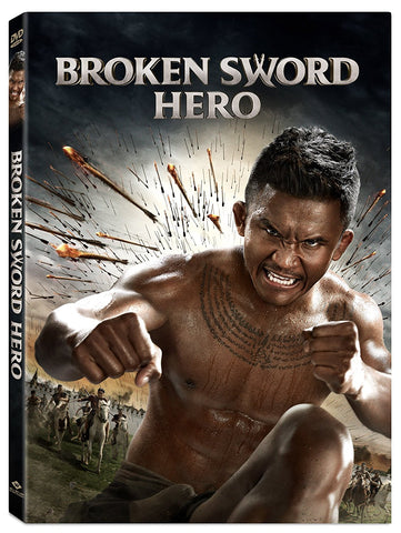Broken Sword Hero / Thong Dee Fun Khao (2017) (DVD) (English Subtitled) (US Version) - Neo Film Shop