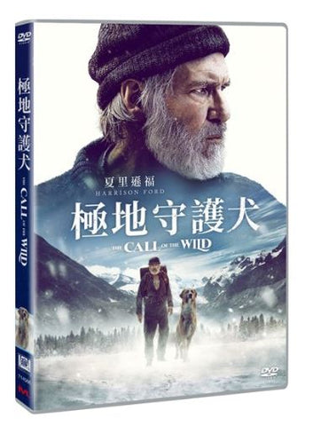 The Call of the Wild 極地守護犬 (2020) (DVD) (English Subtitled) (Hong Kong Version)