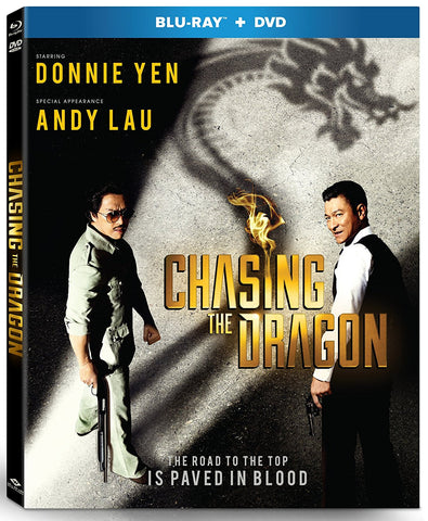 Chasing the Dragon 追龍 (2017) (Blu Ray + DVD) (English Subtitled) (US Version) - Neo Film Shop