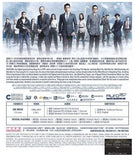 Cold War II 寒戰2 (2016) (Blu Ray) (2D+3D) (English Subtitled) (Hong Kong Version) - Neo Film Shop