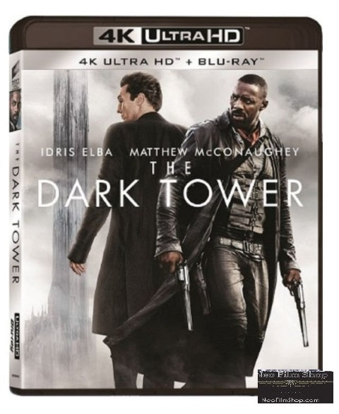 The Dark Tower (2017) (4K Ultra HD + Blu Ray) (English Subtitled) (Hong Kong Version) - Neo Film Shop