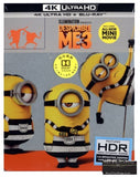 Despicable Me 3 (2017) (4K Ultra HD + Blu Ray) (Steelbook) (English Subtitled) (Hong Kong Version) - Neo Film Shop