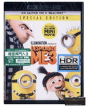 Despicable Me 3 (2017) (4K Ultra HD + Blu Ray) (English Subtitled) (Hong Kong Version) - Neo Film Shop