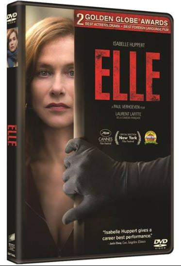 Elle 烈女本色 (2016) (DVD) (English Subtitled) (Hong Kong Version) - Neo Film Shop