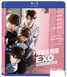 EXO Next Door 우리 옆집에 엑소가 산다 (2015) (BLU RAY) (English Subtitled) (Hong Kong Version) - Neo Film Shop - 1