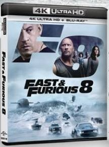 The Fate of the Furious 8 (2017) (4K Ultra HD + Blu-ray) (English Subtitled) (Hong Kong Version) - Neo Film Shop
