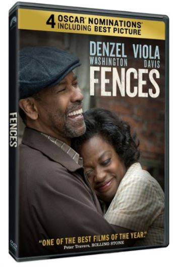Fences 圍欄 (2016) (DVD) (English Subtitled) (Hong Kong Version) - Neo Film Shop