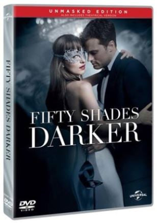 Fifty Shades Darker 格雷的五十道色戒 2 (2017) (DVD) (Unmasked Edition) (English Subtitled) (Hong Kong Version) - Neo Film Shop