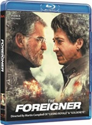 The Foreigner 英倫對決 (2017) (Blu Ray) (English Subtitled) (Hong Kong Version)