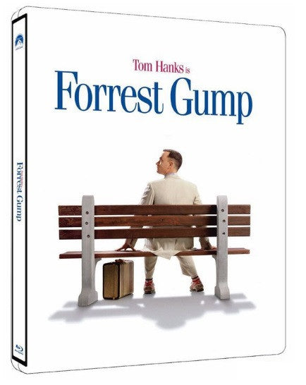 Forrest Gump 阿甘正傳 (1994) (Blu Ray) (Steelbook) (English Subtitled) (Hong Kong Version) - Neo Film Shop - 1